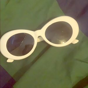 Other - White clout goggles